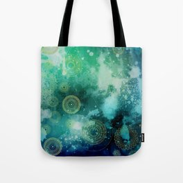 Galaxy Bliss Tote Bag
