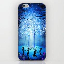 Tree of Light iPhone Skin