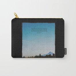 T.S. Eliot: Exploration Carry-All Pouch