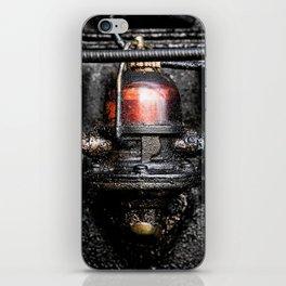 Oil & Steel iPhone Skin