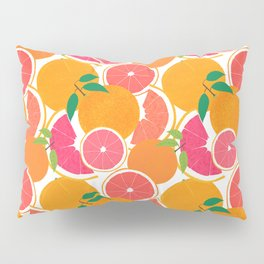 Grapefruit Harvest Pillow Sham