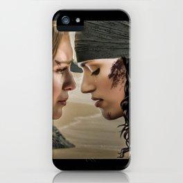 SuperCorp AU Pirate iPhone Case