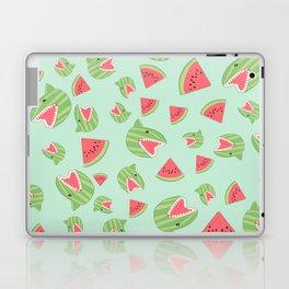 Watermelon Shark Laptop & iPad Skin
