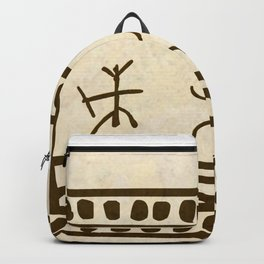 Ethnic 3 Canary Islands Backpack