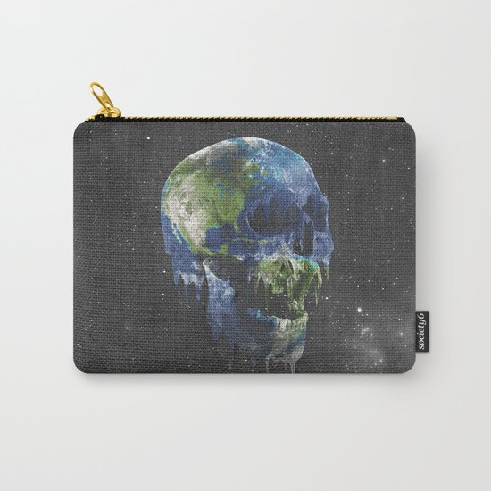 mothers dying Carry-All Pouch
