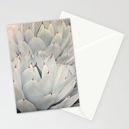 Succulent Blush Stationery Cards
