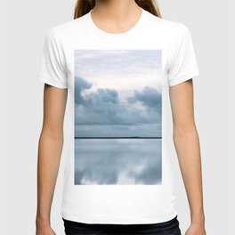 Epic Sky reflection in Iceland - Landscape Photography T-shirt