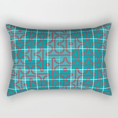 Maze Rectangular Pillow