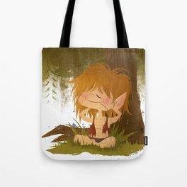 Countryside Elf Tote Bag