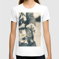 boy T-shirts featuring Boy by Dora Birgis