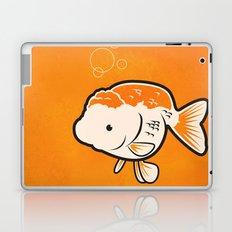 Ranchu Goldfish Laptop & iPad Skin