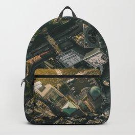9/11 Memorial Sites Backpack
