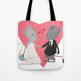 Mousy Love Tote Bag