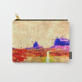 Grand Canyon Grunge Carry-All Pouch
