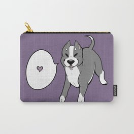 DOG DAYS: Pitbull Carry-All Pouch