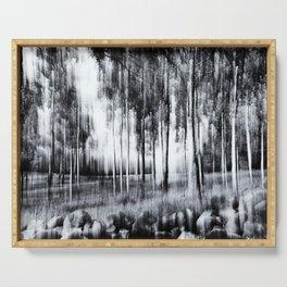 Phantasmagorical Forest 2 Serving Tray