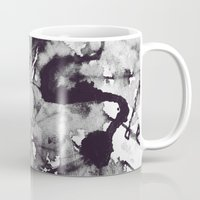 noir Mugs featuring Noir by deniz ayaz