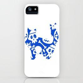 Cat 197 iPhone Case