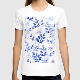Watercolor Floral VVII T-shirt