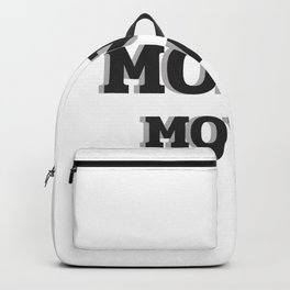 MONEY MOVES Backpack