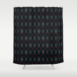 Sith Lightsabers Shower Curtain
