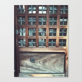 oxide Canvas Print