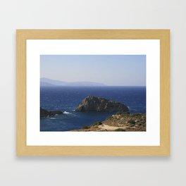 Crete, Greece 6 Framed Art Print