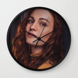 Sophie Skelton - Celebrity Art Wall Clock