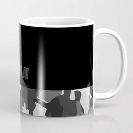Blend In Camouflage Coffee Mug