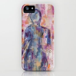 Embodied iPhone Case