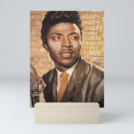 Little Richard Mini Art Print