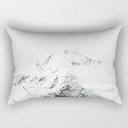 Aspiring peaks Rectangular Pillow