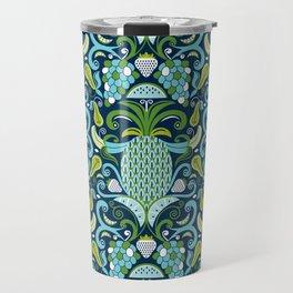 Ambrosia Blue Travel Mug
