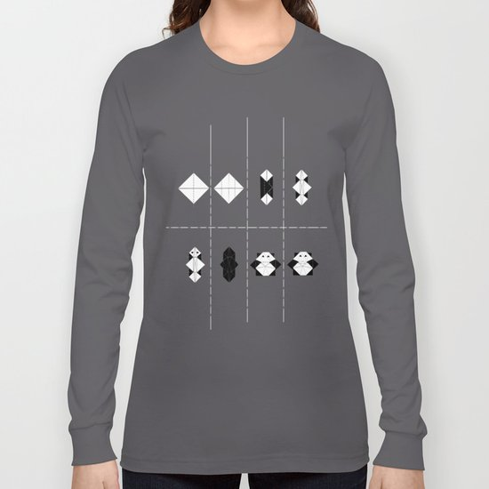 PANDA  Long Sleeve T-shirt