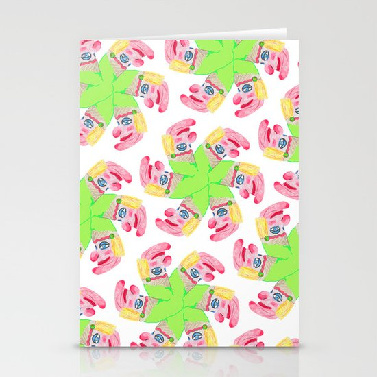 Punchy Colours Stationery Cards