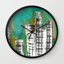 Metropol 3 Wall Clock