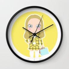 Clueless Wall Clock
