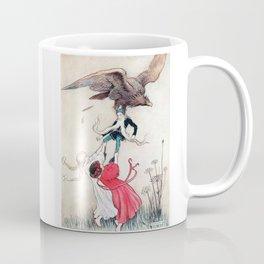 Compassionate Children Illustration Coffee Mug
