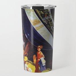 Planetary Precipice Travel Mug