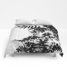 Leaf Study #8 Comforters