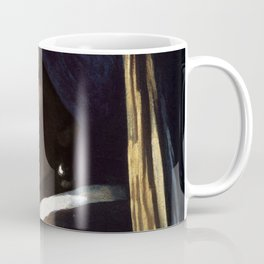 Girl With The Pearl Earring Ethnic Coffee Mug