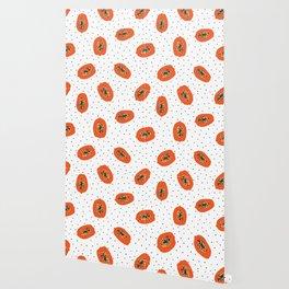 Papaya Wallpaper
