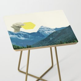 Moving Mountains Side Table
