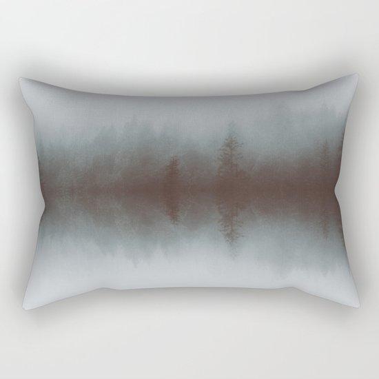 Forest reflections Rectangular Pillow