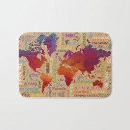 The World Bath Mat