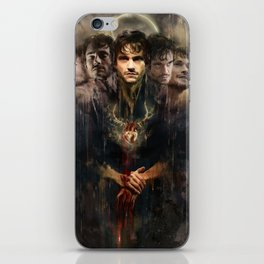 Uno, nessuno e centomila (Radiance Anthology) iPhone Skin