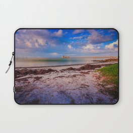 City Pier on Anna Maria Island Laptop Sleeve