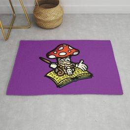 Magic Mushroom Rug