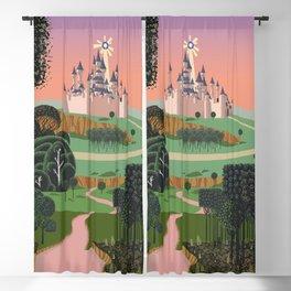 Dream for a Castle Blackout Curtain