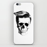 rock n roll iPhone & iPod Skins featuring Rock n Roll by Andre Heydra